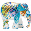 Elephant Parade Mosaic Wings, Handmade Elephant