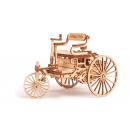 Großhandel Modelle & Fahrzeuge: Holz Trick erstes Auto - Holzmodellbau