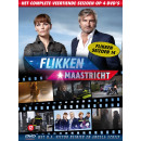 mayorista Electronica de ocio: Flikken Maastricht Temporada 14, DVD