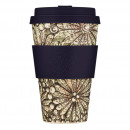 Ecoffee Cup Kai Leho, Bamboo Cup, 400 ml, with Do