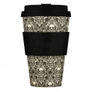 Ecoffee Cup Milperra Mutha, Bamboo Cup, 400 ml,