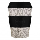 Ecoffee Cup Bonfrer, Bamboo Cup, 350 ml, with Zwa