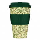 Ecoffee Cup Willow, Bamboo Cup, 400 ml, William