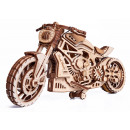 Wood Trick Motorcycle DMS, Wooden Model Kit