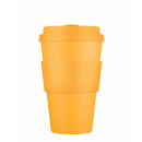 Tazza Ecoffee Bananafarma, Tazza di bambù, 400 ml,