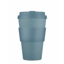 Tazza Ecoffee Grey Goo, Bamboo Cup, 400 ml, con Pa