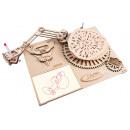 wholesale Computers & Accessories: Robotime Da Vinci's Drawmaton The ...