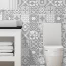 mayorista Casa y decoración: Adhesivo retro para azulejos Walplus Campbell, ...