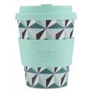 Ecoffee Cup Funnalloyd, Bamboo Cup, 350 ml, con
