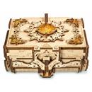 mayorista Artículos de regalo: Maqueta de madera Ugears, caja antigua con ámbar
