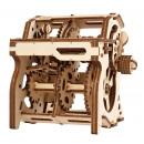 Ugears Wooden Model Kit, STEM LAB Gearbox