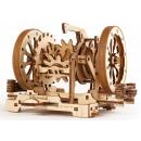 Ugears Wooden Model Kit, STEM LAB Differential