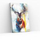 Best Pause Deer multi color, Painting by numbers,