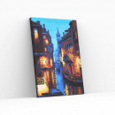 Best Pause Evening in Venice, Painting by Numbers,