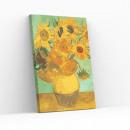 Best Pause Sunflowers by Vincent van Gogh, Schi