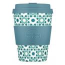 Ecoffee Cup Porto Koufo, Bamboo Cup, 350 ml, con