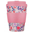Ecoffee Cup Papa Rosa, Bamboo Cup, 350 ml, with R.