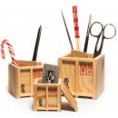 Labyrinth Inbox, Storage box, Set of 3 design Sche