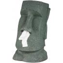 Großhandel Dekoration:-Moai-Gewebe-Kasten Halter