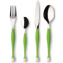 wholesale Cutlery: Cutlery Set 4 Calla (White)