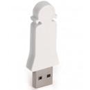 4GB USB Stick Daughter (White)