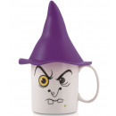 Mug with Silicone Hat Morgana (Purple)