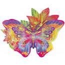 Großhandel Puzzle: Holz Trick Schmuck Schmetterling, Holzform Puzzle