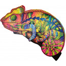 wholesale Toys: Wood Trick Colorful Chameleon, Wooden ...