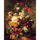 groothandel Bloemenpotten & vazen: Best Pause Vaas met bloemen van Jan van Huijsum, 4
