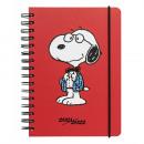 Snoopy School Agenda 21/22 S / V A5