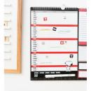 Snoopy CalendarPlannerWall21 / 22 30x34