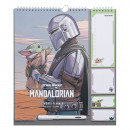 Mandalorian Calendar P. Wall21 / 22 30x34