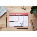 Mickey Weekly Planner A4