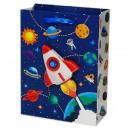 Bolsa regalo Space relieve 32x26x10