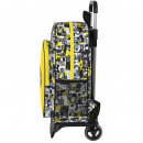 Minions Backpack + trolley 42x33