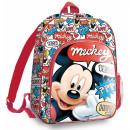 hurtownia Produkty licencyjne: Mickey Plecak odblaskowy 36 cm.