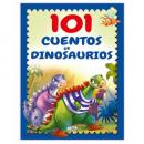 Livre 101 Contes de dinosaures 136 -17x23
