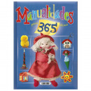 wholesale Baby Toys: Book 365 Crafts 26x20cm 200pag.