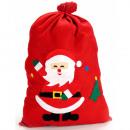 Santa Claus Felt Gift Bag 72x50 cm