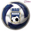 nagyker Dekoráció:Madrid labda 230 mm PVC