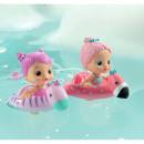 Poupée de natation Bloopies + flotteur -5mod