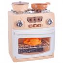 Four de cuisine rétro Sound light 19x15-2mod