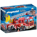 Playmobil City Feuerwehrauto + Leiter