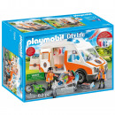 Playmobil City Krankenwagen