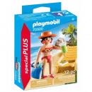 Playmobil Especial Turista hamaca