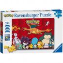 Pokemon Puzzle 100 piezas