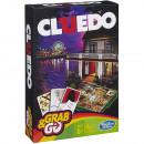 Hasbro Cluedo Reisespiel
