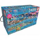 Puzzle Educa 24000 pièces Vie