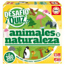 Zwierzęta i Natura Quiz Wyzwanie
