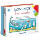 Montesori Az állatok 3-6 év